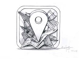 UI图标手绘