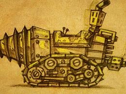 陈年老图之:一些机械类