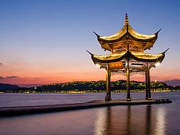 杭州 西湖 诗画江南