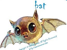 【萌宠 by 雪娃娃】Bat!