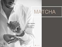 男士服装网页设计(15.11.04)