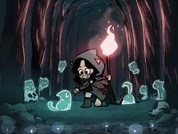 《寻灵猫咪-告别的童话》插图集