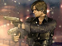 Leon - Resident Evil 6 里昂 - 生化危机6