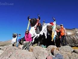 西藏·心灵之旅(05)米拉山口