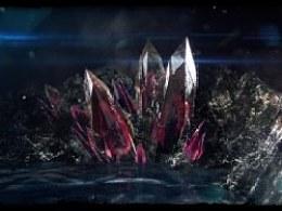 crystal  真实水晶