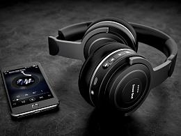 KeyShot 蓝牙耳机产品渲染