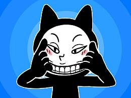 人面猫猫表情