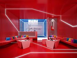 电商园办公设计之娱乐空间