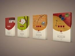 《阳光菓子》全球采摘好菓子,部分包装合集