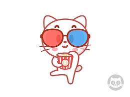 猫眼电影卡通形象(吉祥物)