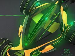 绿蜥 Green Lizard