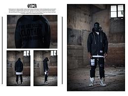 OVERTAKE 2014/AW 产品照