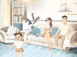 【魔格】重新定义儿童家庭教育(三维+逐帧产品展示)