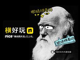 "Nice""横好玩""Campaign"