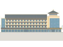 百货大楼立面改造设计
