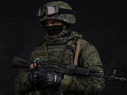 俄罗斯VDV空降部队在克里米亚