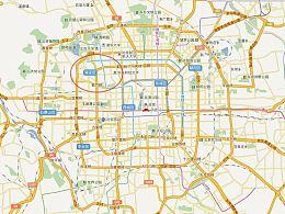 练习篇-北京地图