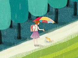 24节气-谷雨