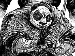 熊猫VS袋鼠