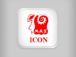 max设计原创icon作品