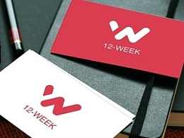 12-week logo design. Plan A