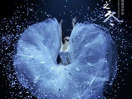 杨丽萍·《孔雀之冬》视觉艺术概念版