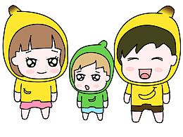 小香蕉家族