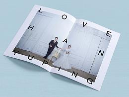 我的婚纱照我做主--为自己排版相册画册