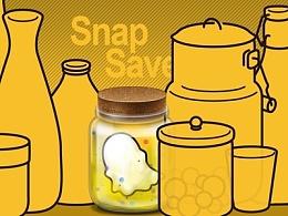 icon ios design app photo logo video osx save snap