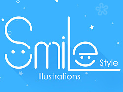 Smile主题图标设计