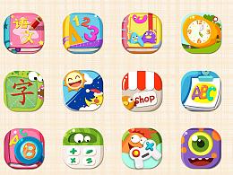 儿童平板APP设计