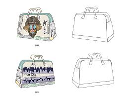 {Sart City} · 筑梦之城-包型设计
