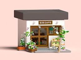 金鱼咖啡店