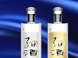 白酒包装设计案例_艺鼎鹏设计