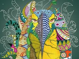 《树说》西安美术学院-2012级设计系视觉传达毕设作品