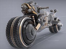 超级机车 Super MotorBike