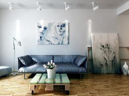 非常简单单好看的室内设计效果图