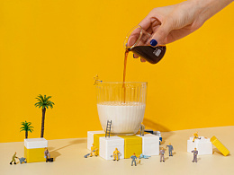 minicube coffee |咖啡拍摄