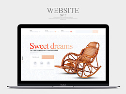 Cane Chair/视觉页面设计