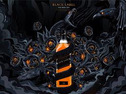 BLACK MAMBA & CROW