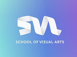 SVA logo 设计概念及过程