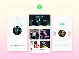 音乐播放器app