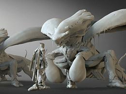 科幻外星生物