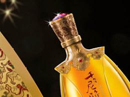 继续概念包装设计 尼雅金酒