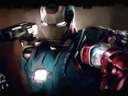 《钢铁侠3》钢铁爱国者 战争机器2代
