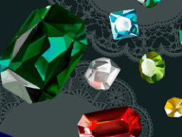 珠宝材质练习