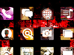 手机主题icon