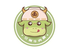 兰州牛肉面吉祥物设计