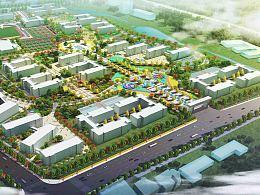 甘肃某大学校园景观设计(投标方案)