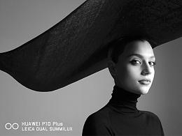 【Huawei】P10 黑白人像